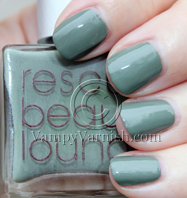Rescue Beauty Lounge Nail Polish Spring 2010 Swatches & Review ...