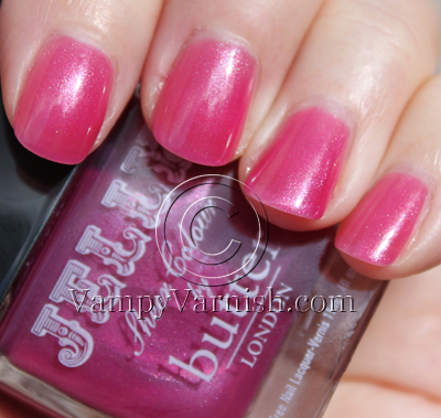 butter LONDON Jelly Collection for Spring 2010 Swatches & Review | Vampy Varnish