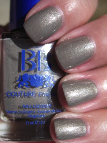 BB Couture Widow Maker Vampy Varnish Favs Featuring: Grey