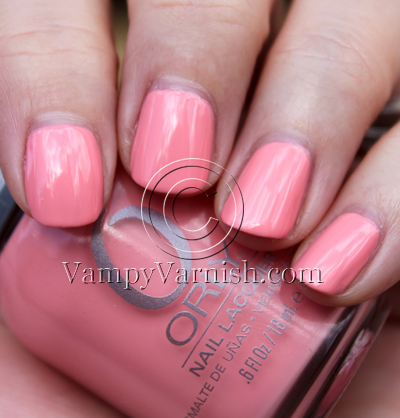 Orly Cotton Candy A Plethora of Red & Pink Nail Polish for Valentines Day