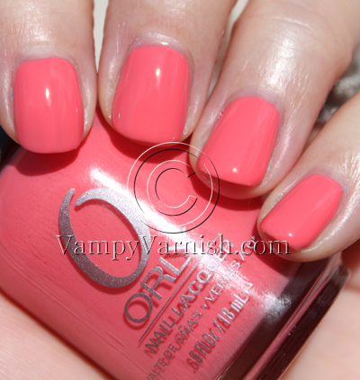Orly Sweet Collection for Spring 2010 Swatches & Review | Vampy Varnish