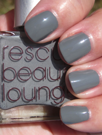 Rescue Beauty Lounge Stormy Vampy Varnish Favs Featuring: Grey