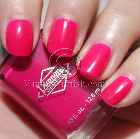 Diamond Cosmetics Hot Lips A Plethora of Red & Pink Nail Polish for Valentines Day
