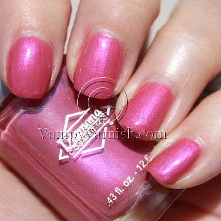 Diamond Cosmetics Razzmatazz A Plethora of Red & Pink Nail Polish for Valentines Day