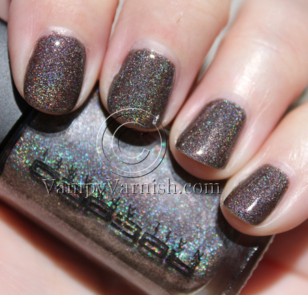 Rococo Nail Apparel Swatches & Review | Vampy Varnish