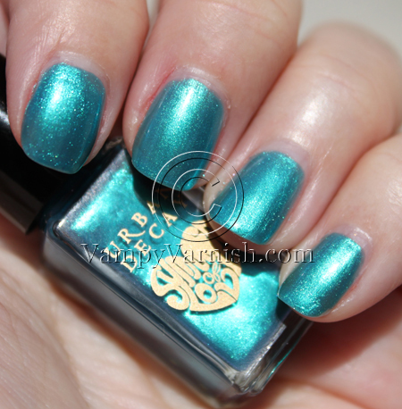 Urban Decay Summer Of Love Nail Polish Collection Swatches Amp Review Vampy Varnish