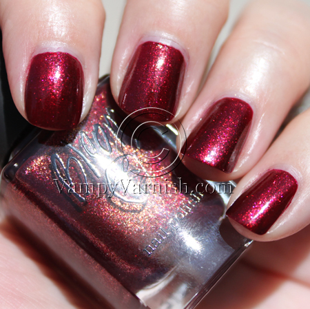 Bloom Jessica Mauboy I A Plethora of Red & Pink Nail Polish for Valentines Day