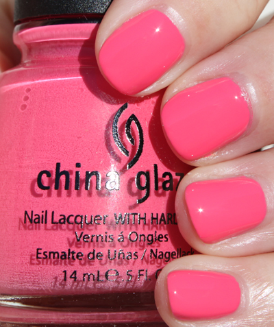 China Glaze Sugar High A Plethora of Red & Pink Nail Polish for Valentines Day