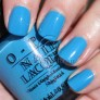 OPI Ogre-The-Top Blue