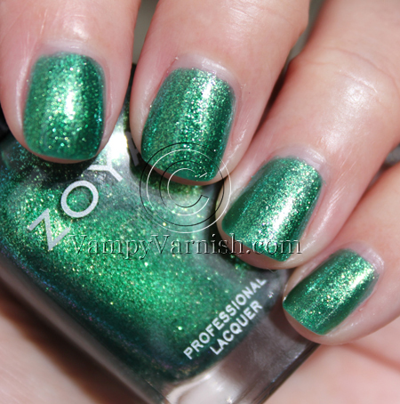 Green Nail Polish For St Patrick S Day Vampy Varnish