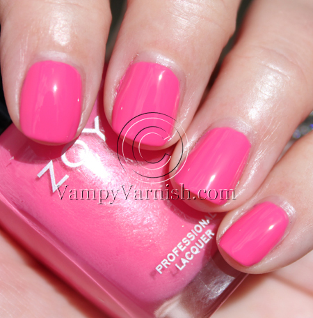 Zoya Jolene A Plethora of Red & Pink Nail Polish for Valentines Day