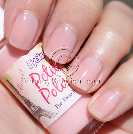 Eyeko Nail Polish for Summer 2010 Swatches & Review ...