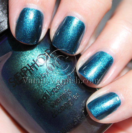 Sephora by OPI Teal We Meet Again