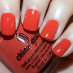 China Glaze Life Preserver 150x150 China Glaze Anchors Away Spring 2011 Swatches & Review   Part II