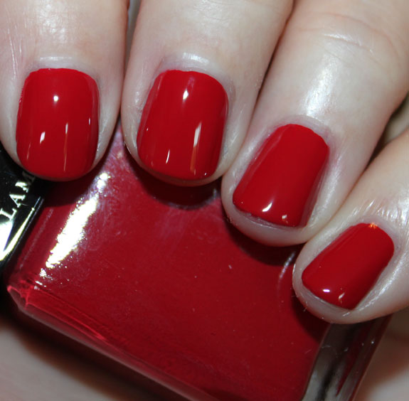 Illamasqua Throb A Plethora of Red & Pink Nail Polish for Valentines Day