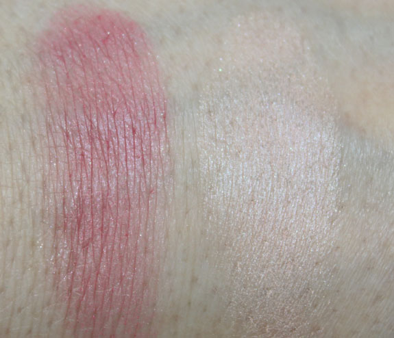 Physicians Formula Happy Booster Blush. Physicians Formula Swatches