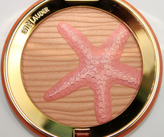 Estee Lauder Bronze Goddess Sea Star Bronzing Blush 2