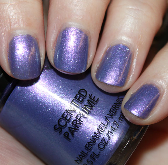 Revlon Not So Blueberry Swatch