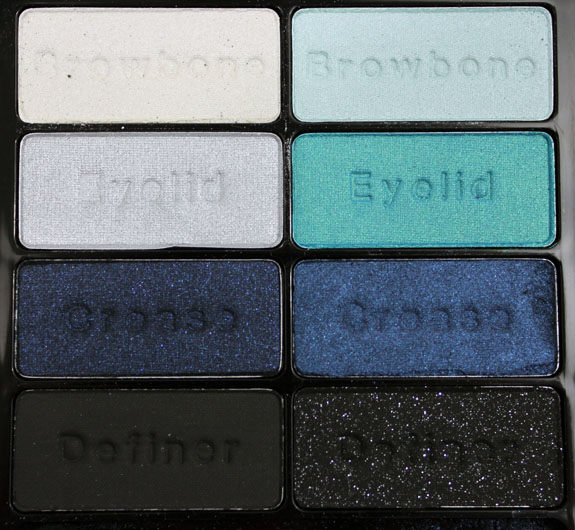 Wet n Wild Blue Had Me At Hello Palette 3