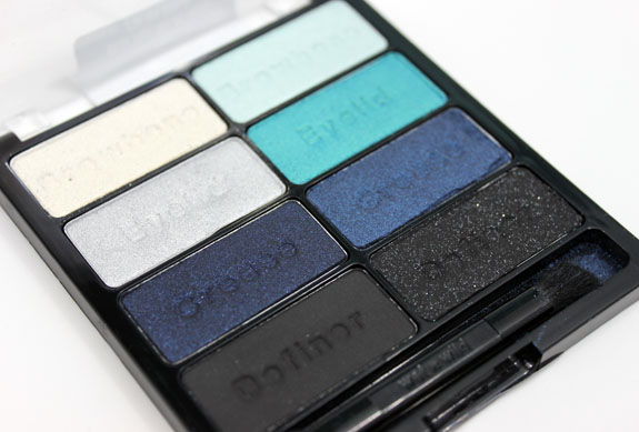 Wet n Wild Blue Had Me At Hello Palette