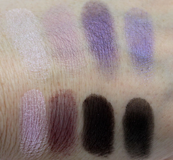 Wet n Wild Petal Pusher Palette Swatch1