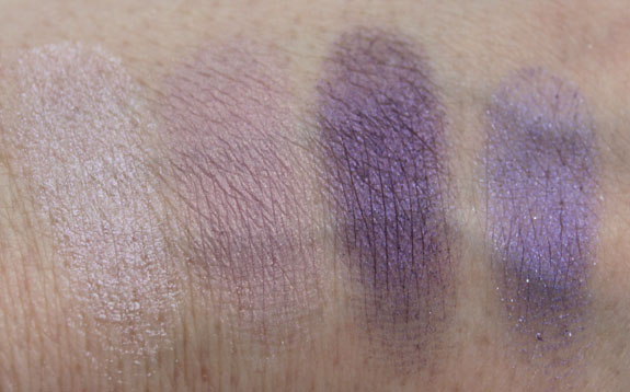 Wet n Wild Petal Pusher Palette Swatch2