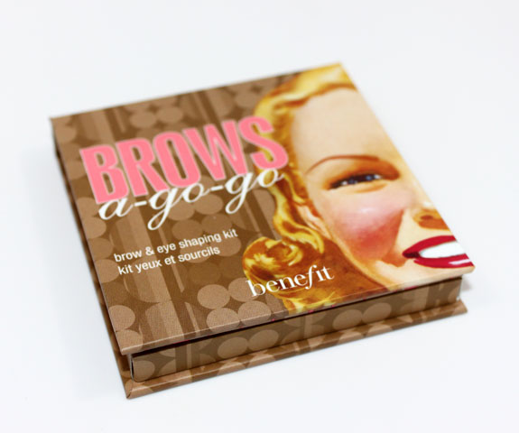 Benefit Brow A Go Go Get Your Brows in Shape with Benefit Cosmetics Brows a go go, High Brow and Instant Brow Pencil!