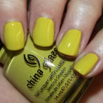 China Glaze Electric Pineapple 150x150 China Glaze Island Escape for Summer 2011 Swatches, Photos & Review