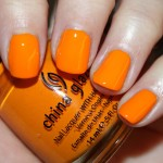 China Glaze Papaya Punch 150x150 China Glaze Island Escape for Summer 2011 Swatches, Photos & Review