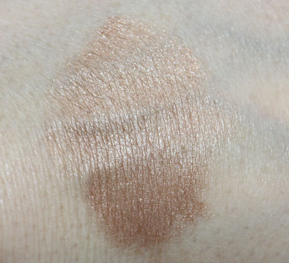 Hard Candy Glow All The Way Tropical Tan Swatch2
