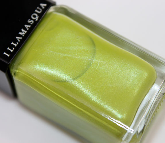 Illamasqua Toxic Nature Radium Bottle 2