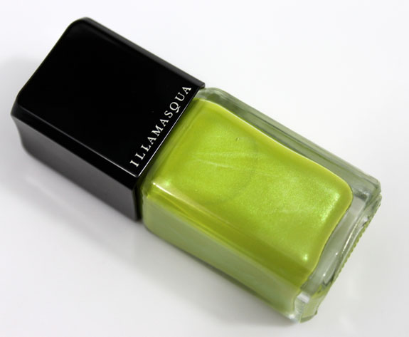 Illamasqua Toxic Nature Radium Bottle