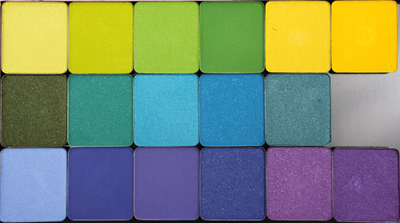 Inglot Eyeshadow 2