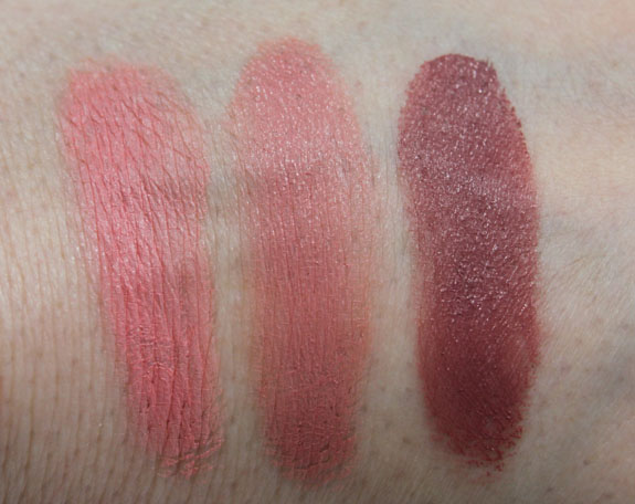 MAC Cremeblend Blush Swatches