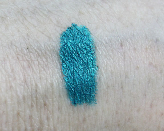 Milani Liquif Eye Metallic Liner Swatch