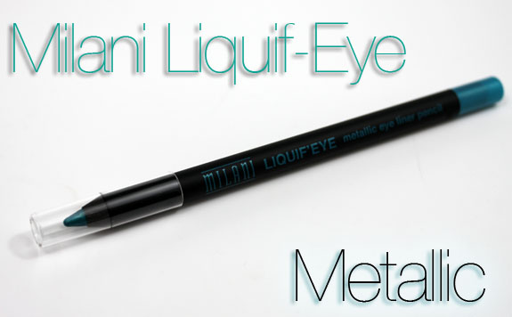 Milani Liquif Eye Metallic Liner