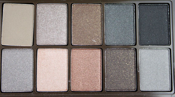 NYX Nude on Nude Palette 5 NYX Nude on Nude Palette for Spring 2011 Swatches, Photos & Review