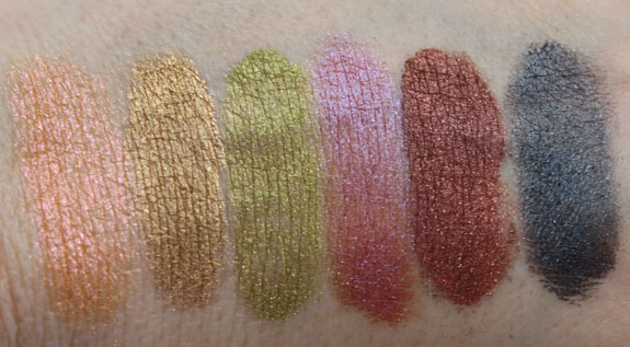 OCC Loose Colour Swatches