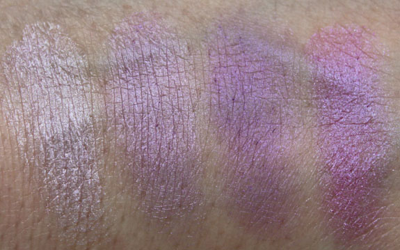 Physicians Formula Shimmer Strips Eye Candy Green Swatch1