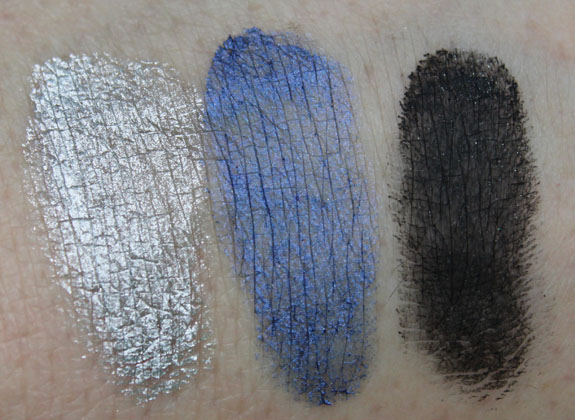Physicians Formula Shimmer Strips Glam Blue Eyes Swatches