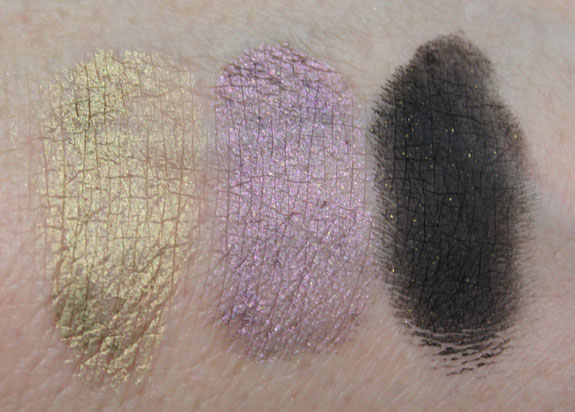 Physicians Formula Shimmer Strips Glam Hazel Eyes Swatches