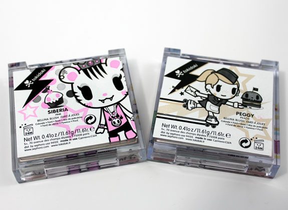 Tokidoki Bellina Blush 2