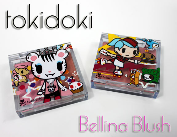 Tokidoki Bellina Blush