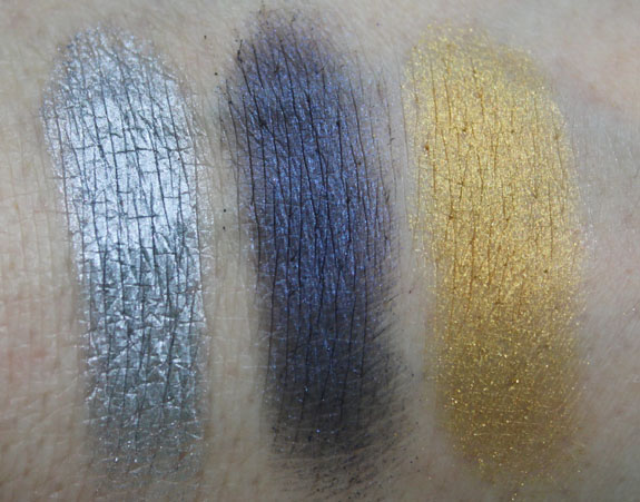 Wet n Wild Color Icon Eyeshadow Trio I Got Good Jeans Swatch