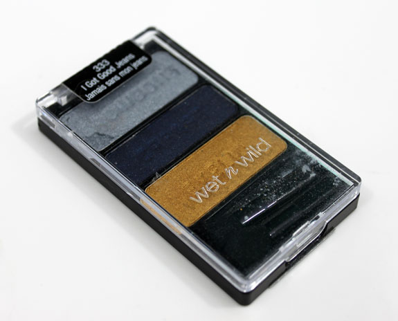 Wet n Wild Color Icon Eyeshadow Trio I Got Good Jeans