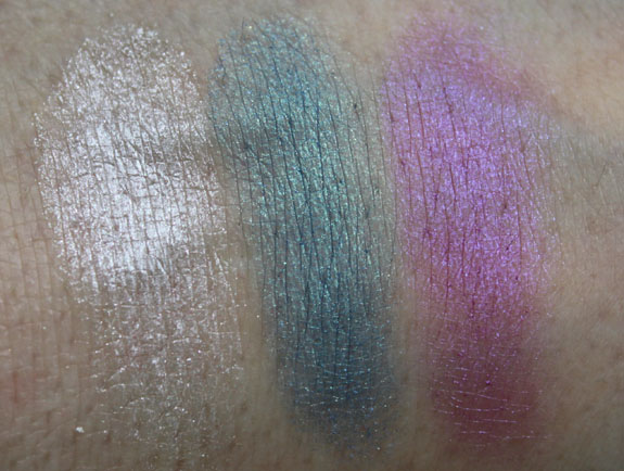 Wet n Wild Color Icon Eyeshadow Trio I m Feeling Retro Swatch