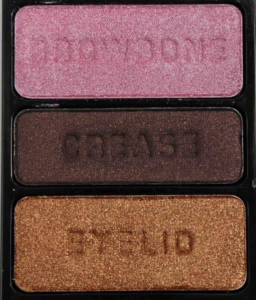 Wet n Wild Color Icon Eyeshadow Trio I m Getting Sunburned 2