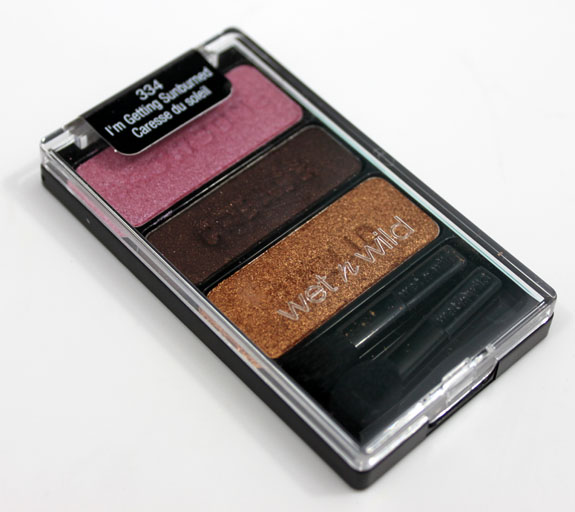 Wet n Wild Color Icon Eyeshadow Trio I m Getting Sunburned