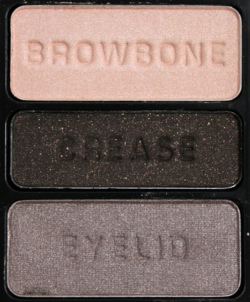 Wet n Wild Color Icon Eyeshadow Trio Silent Treatment 2
