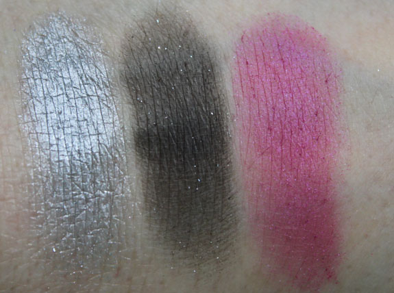 Wet n Wild Color Icon Eyeshadow Trio Spoiled Brat Swatch